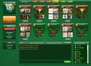 Lobby da tranca online