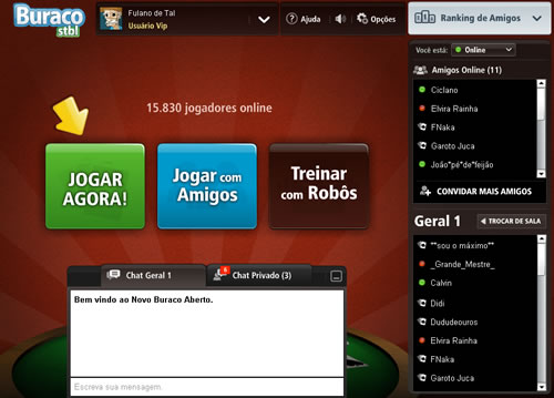 Boto Jogar Agora no jogo