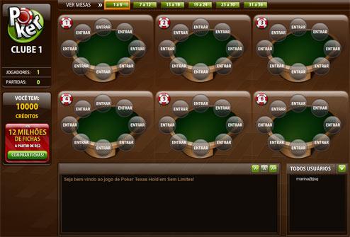 Lobby Poker